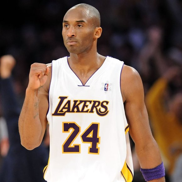 adidas Other | Kobe Bryant Los Angeles Lakers Adidas White Jersey ...